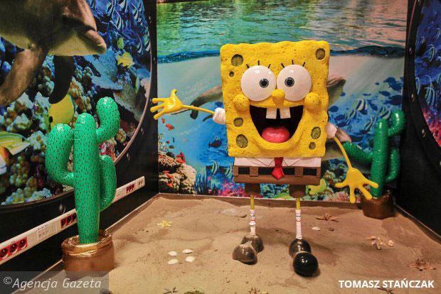 SpongeBob-Kanciastoporty